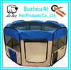 Pet Exercise Puppy Pen Kennel Folding Design Easy Storage Dog Playpen