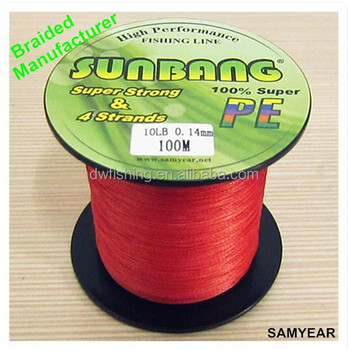 8 Strand Japan Spectra Fiber Uhmw Pe Braided Fishing Line ...