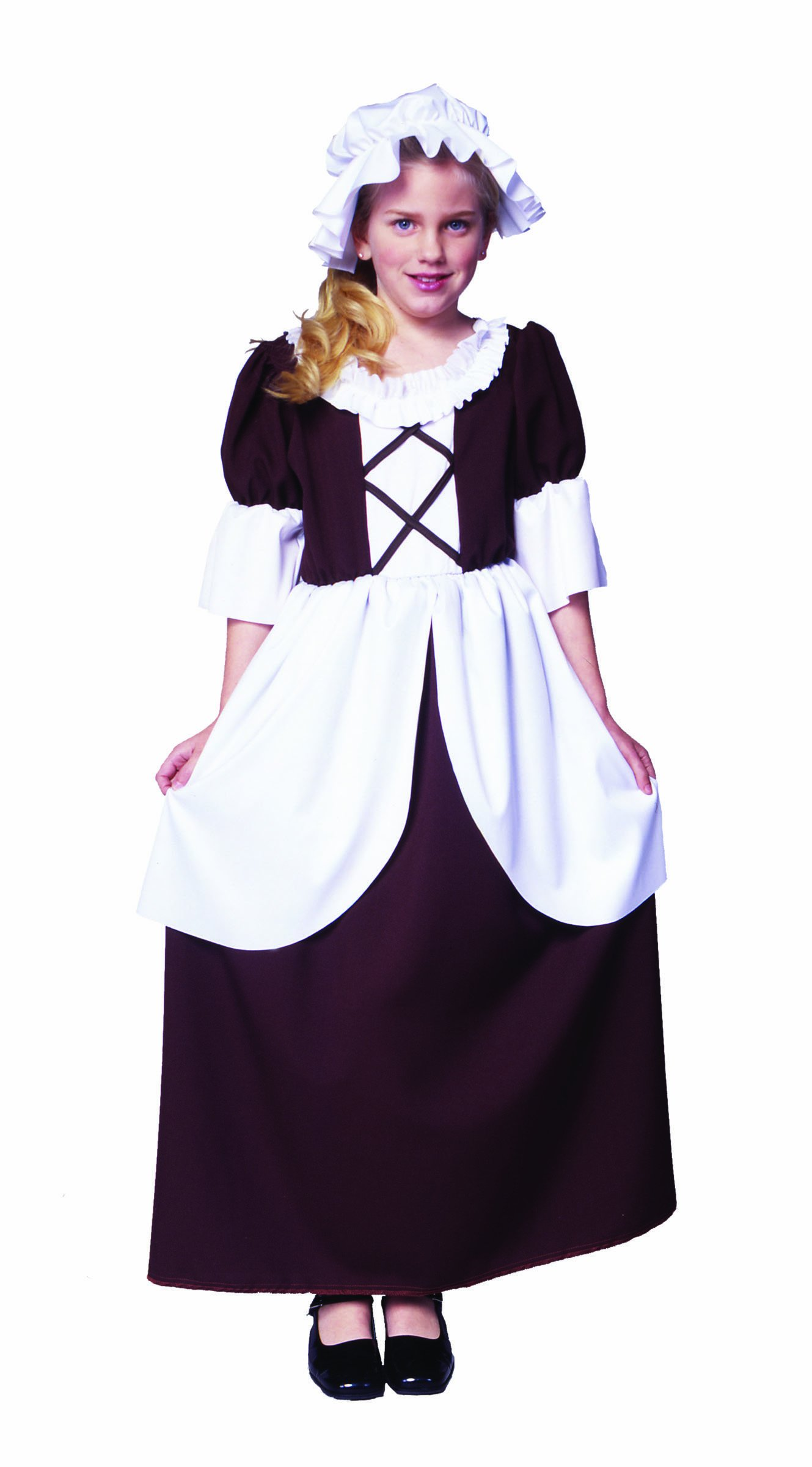 RG Costumes 91362 Colonial Girl Costume