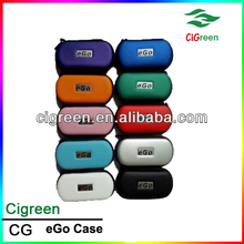 2012 Newest big size mid size small size with different color ego case/Zipper case/Leather case sample welcomed