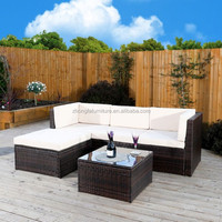 outside furniture rattan