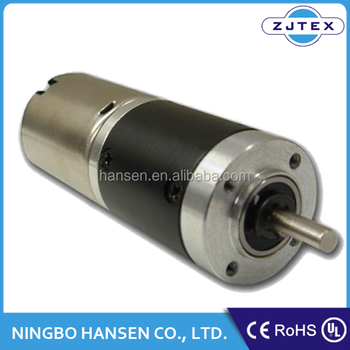 Dc brush motor hot sale high torque 12v 15000rpm micro for High torque micro motor
