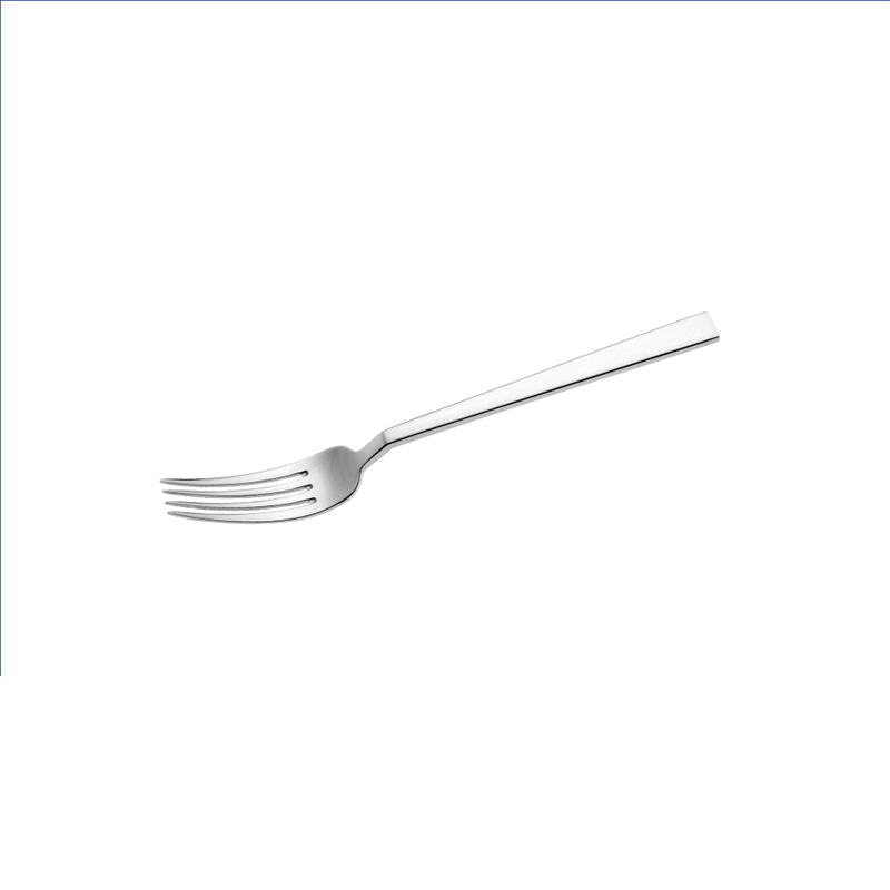 stock fast delivery stainless steel dinner fork flatware for dinner table