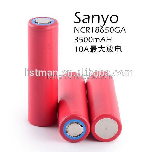 Original SANYO ur18650y Sanyo UR18650Y 1900mAh li-ion rechargeable battery
