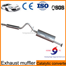 car exhaust system with lower price