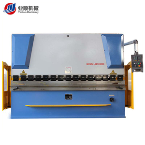 industrial widely used cnc hydraulic press brake
