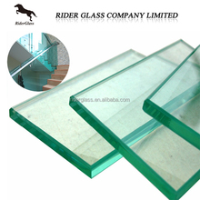 3-19mm Building Laminated Glass Tempered