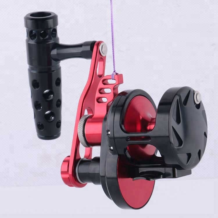 Weihai factory  size 9+2 BB fishing jigging reel, As your request