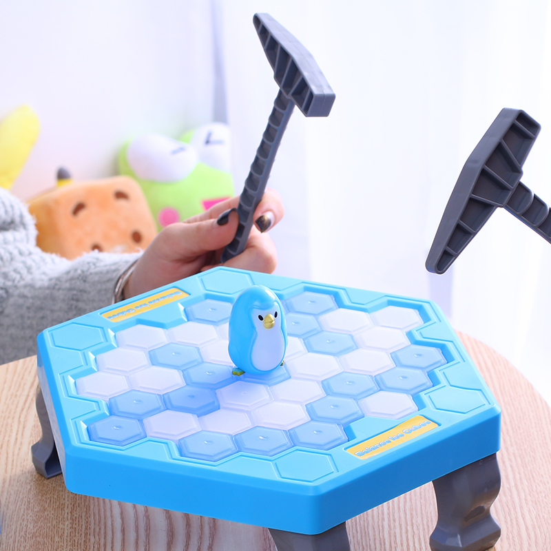 Ice breaker penguin game children educational <strong>toys</strong> for kids