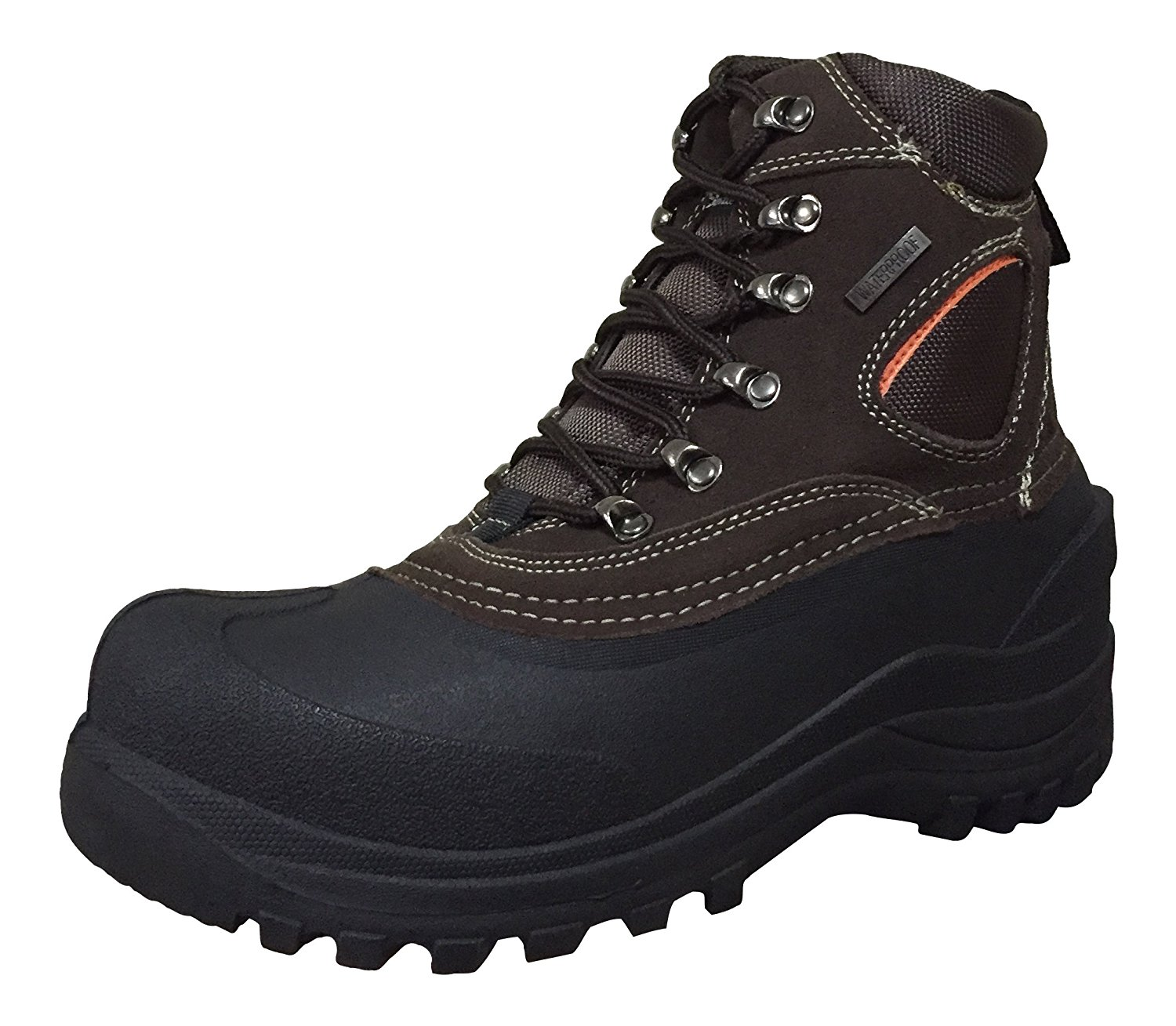 9539a9580 Get Quotations · YC7 Climate X Mens Winter Boots Thermolite Waterproof  Hiking Insulated