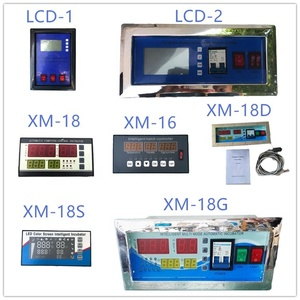 digital temperature controller incubator XM-18,XM-18D,XM-26,XM-28 for sale / industrial egg incubator controller