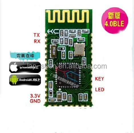 CC2540 4.0 BLE bluetooth to uart transceiver Module iBeacon 4.0 BLE bluetooth Module HC-08