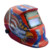 Wuhan Factory Art Painting Customization Red Owl Welding Helmet