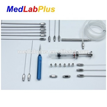 Fat Instrument Liposuction Cannula Set For Abdomen And Face Stem Cell Kit -  Buy Liposuction Kit Product on Alibaba com
