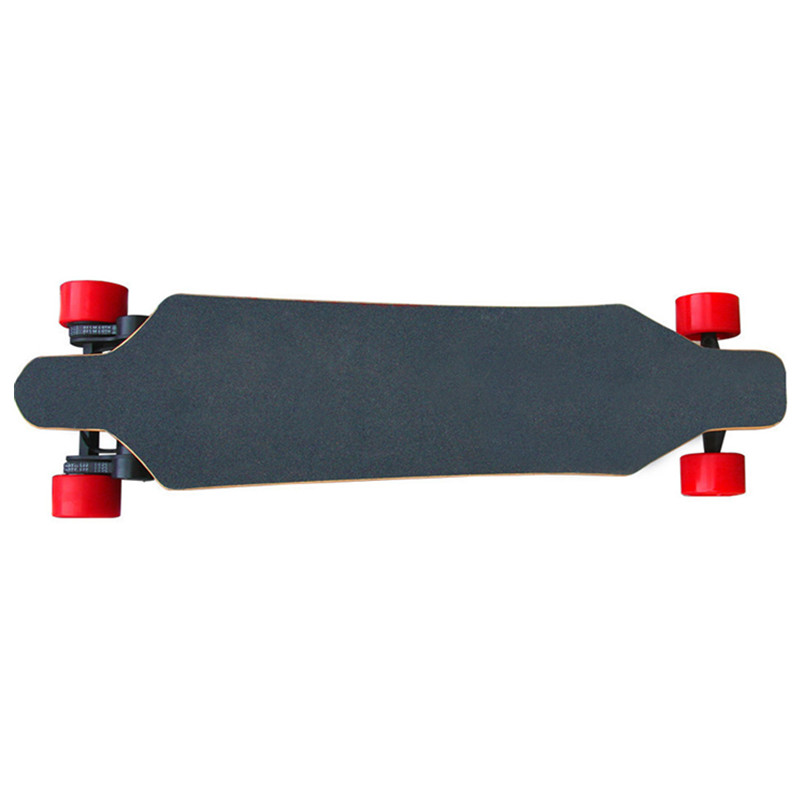 25MPH import battery and deck remote control intelligent electric skateboard