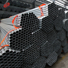 Astm a53 water pipe pre galvanized steel tube low carbon steel pipe