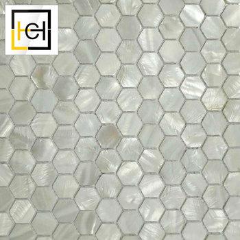 Us-inventar Küche Küchenrückwand Bienenwabe Sechseck Mosaikfliese  Backsplash Perlmutt Flussschale Mosaikfliese - Buy Perlmutt Muschel ...