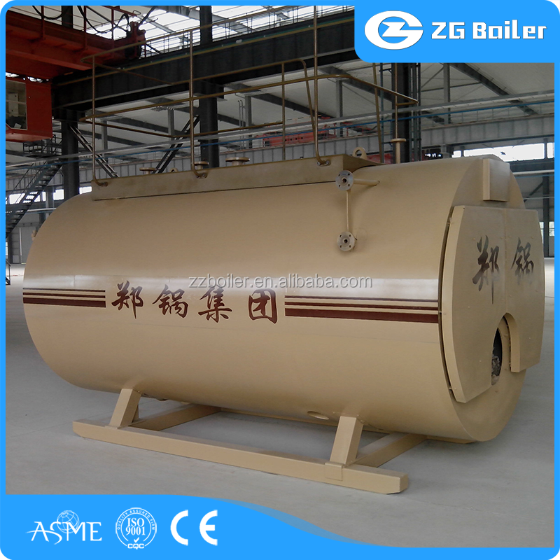 Excellent Quality Gas fuel oil/gas fired radiant heat boiler