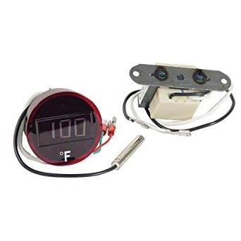 Digital Thermometer w/ Probe & Transformer Metro RPC13-122 81176