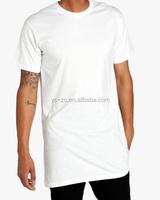 2017 blank tall t shirts100% pima cotton t-shirt big size