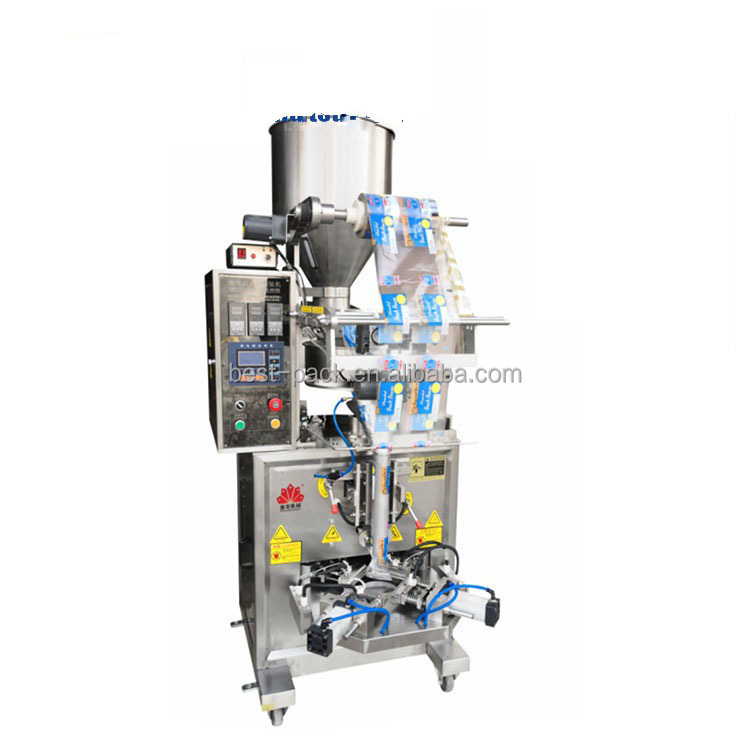 Automatic snack food packing machine manufacturer