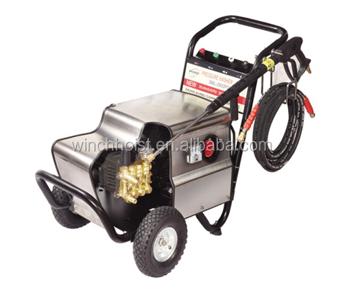 industrial electric mini cold water portable high pressure car washer