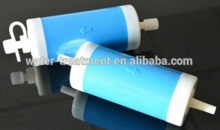 Portable Outdoor Accessories Usage and white & blue Color 0.1micron camping survival drinking UF water filter
