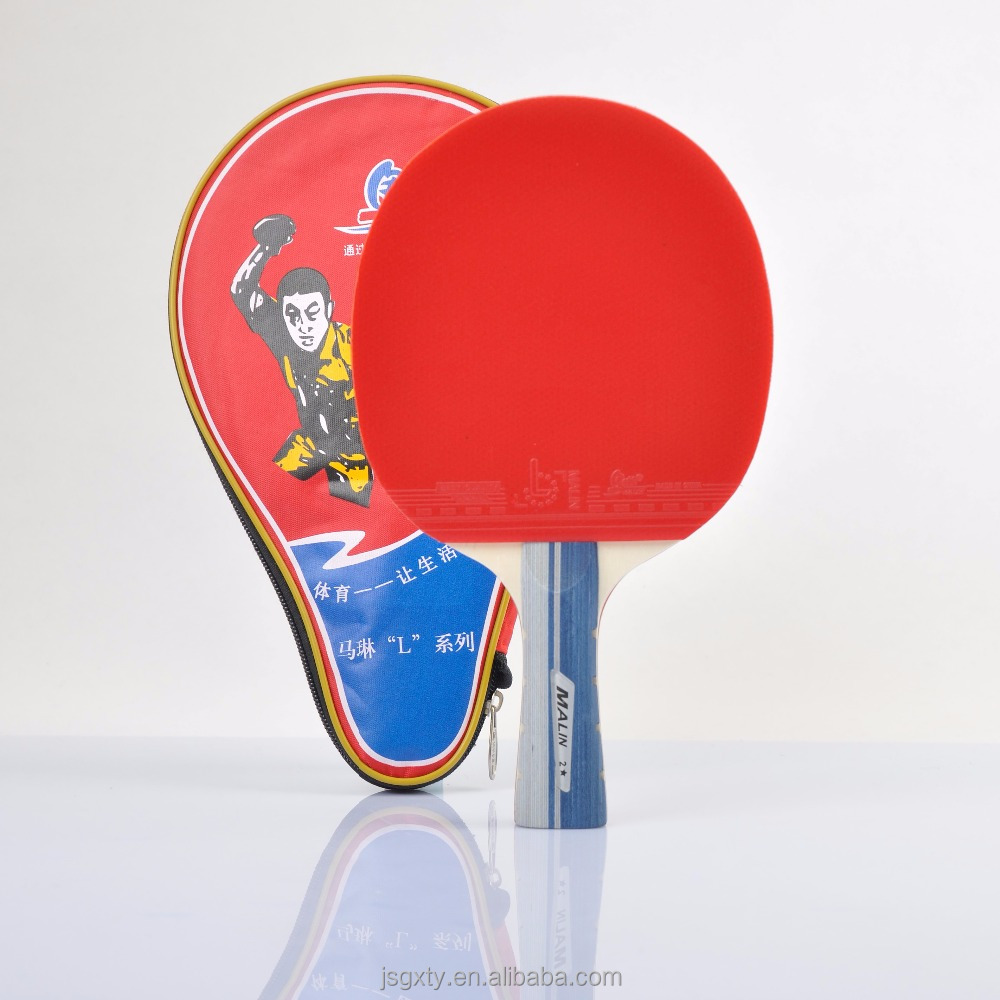 Ma Lin L series 2802 Hollow handle table tennis racket / ping pong bats star table tennis bat