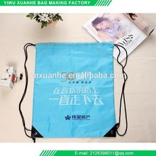 new design promotion drawstring backpack for wholesale