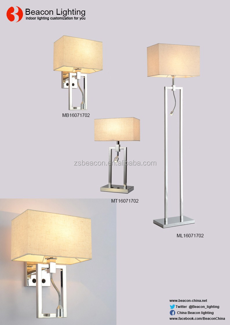 Zhongshan good price indoor decorative stainless steel fancy wall light for hotel