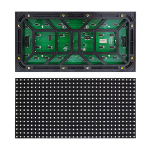 Outdoor waterproof IP65 SMD full color P10 LED display module