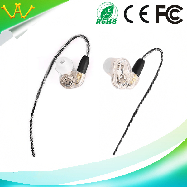 06A [Fixed Earbud] replaceable piece/earbuds/ear shell bluetooth 4.1 earpieces; two channel stereo sound with OEM service