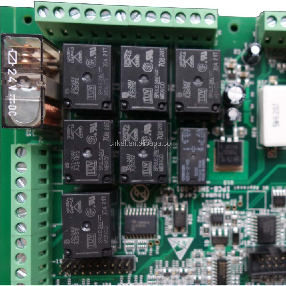 Quick Turn Rigid Pcb Board Assembly Printed Circuit Fr4 Wiring Suppliers And Manufacturers At