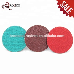 2 Inch 3 Inch 3M Zirconia Quick Change Sanding Disc for Grinding