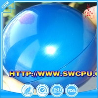 Eco-friendly ABS,Plastic Material hollow plastic balls