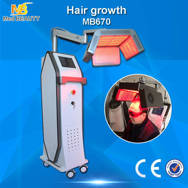Medical Beauty - MB670 beauty Low level laser therapy hair loss equipment/laser hair loos treatment