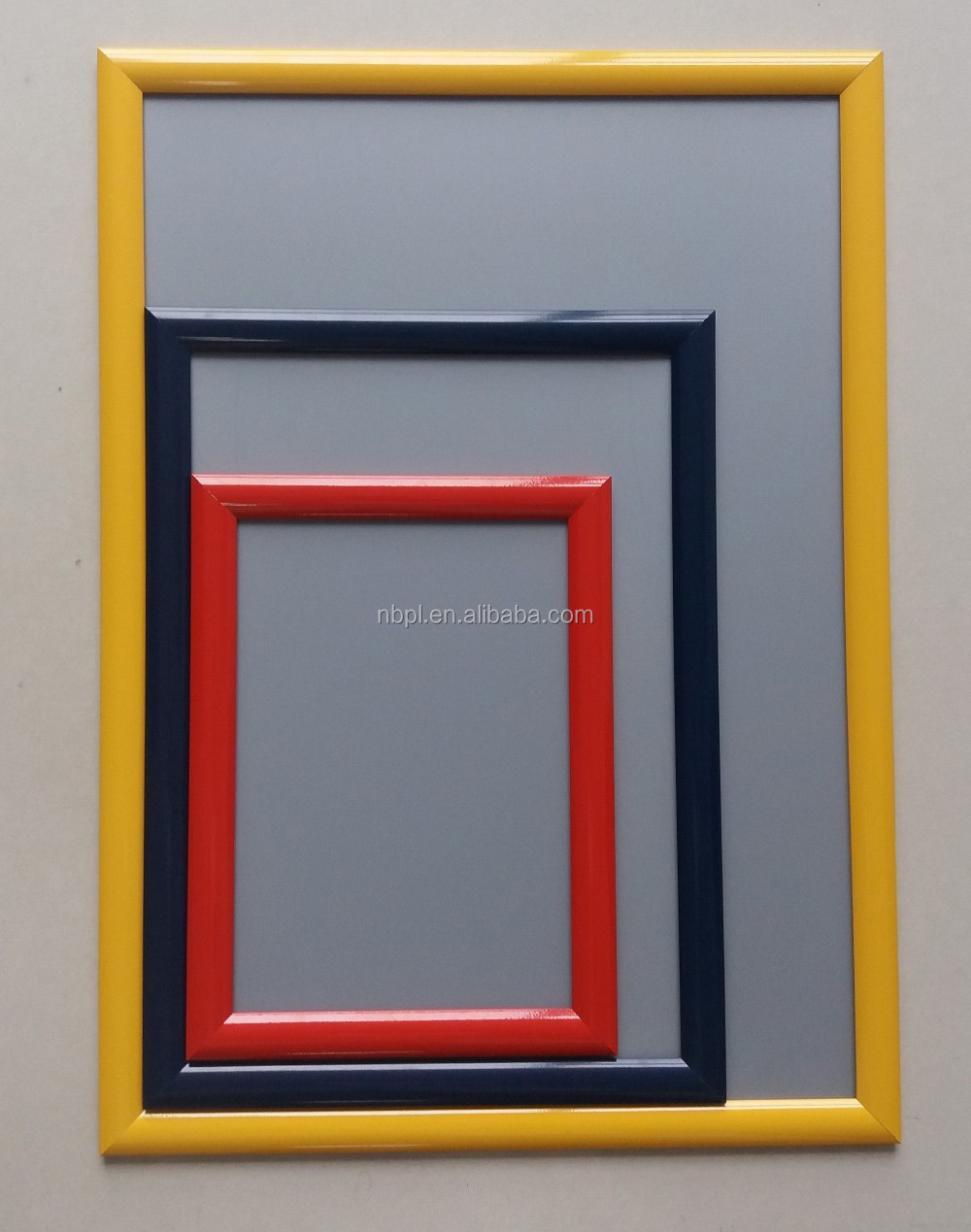 Wall Hanging Red Poster Frame B1 Aluminium Snap Channel Frame 24*36 ...
