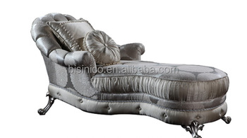 Replica French Style Palace Bedroom Furniture Carved wood Chaise Lounge Luxury Upholstery Reclining Sofa  sc 1 st  Alibaba : french style chaise lounge chairs - Sectionals, Sofas & Couches