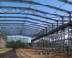 Arched Roof Design Prefabricated Light Weight Steel Structure For Coal Storage Building Construction