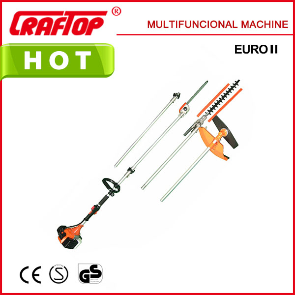 4 in 1 brush cutter chain saw CE certified
