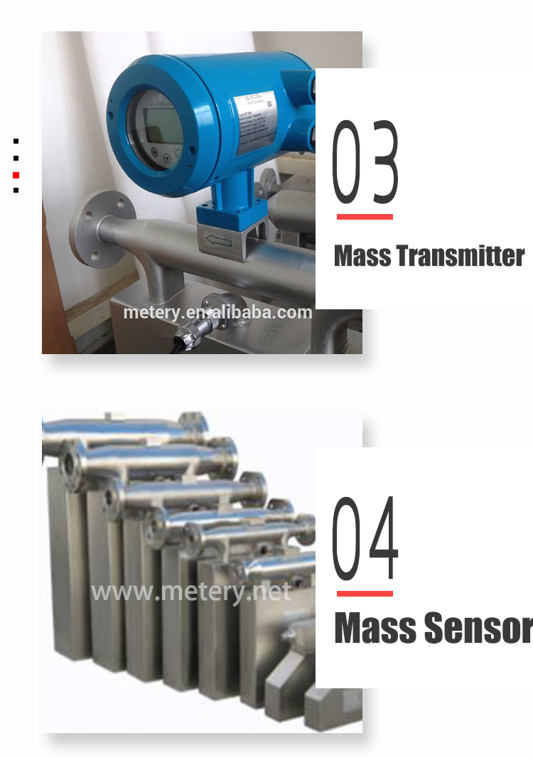 Wholesale High Quality Coriolis Mass Flow Meter