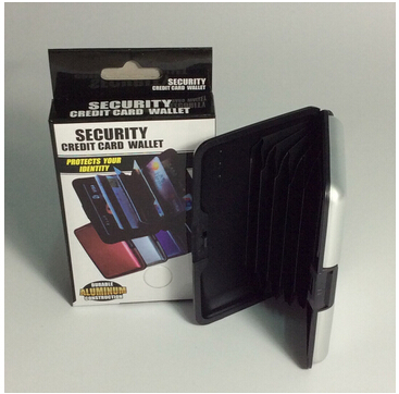 Aluminum Security Wallet Reviews - Online Shopping