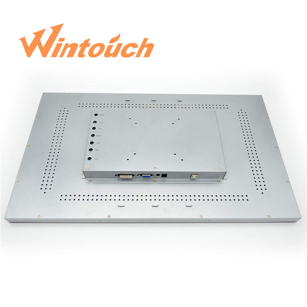 Ir touch sensor frame for Desktop Monitor Become Touch screen monitor