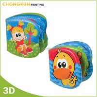 NBCU audit company supply safe Soft baby toys plastic eva book