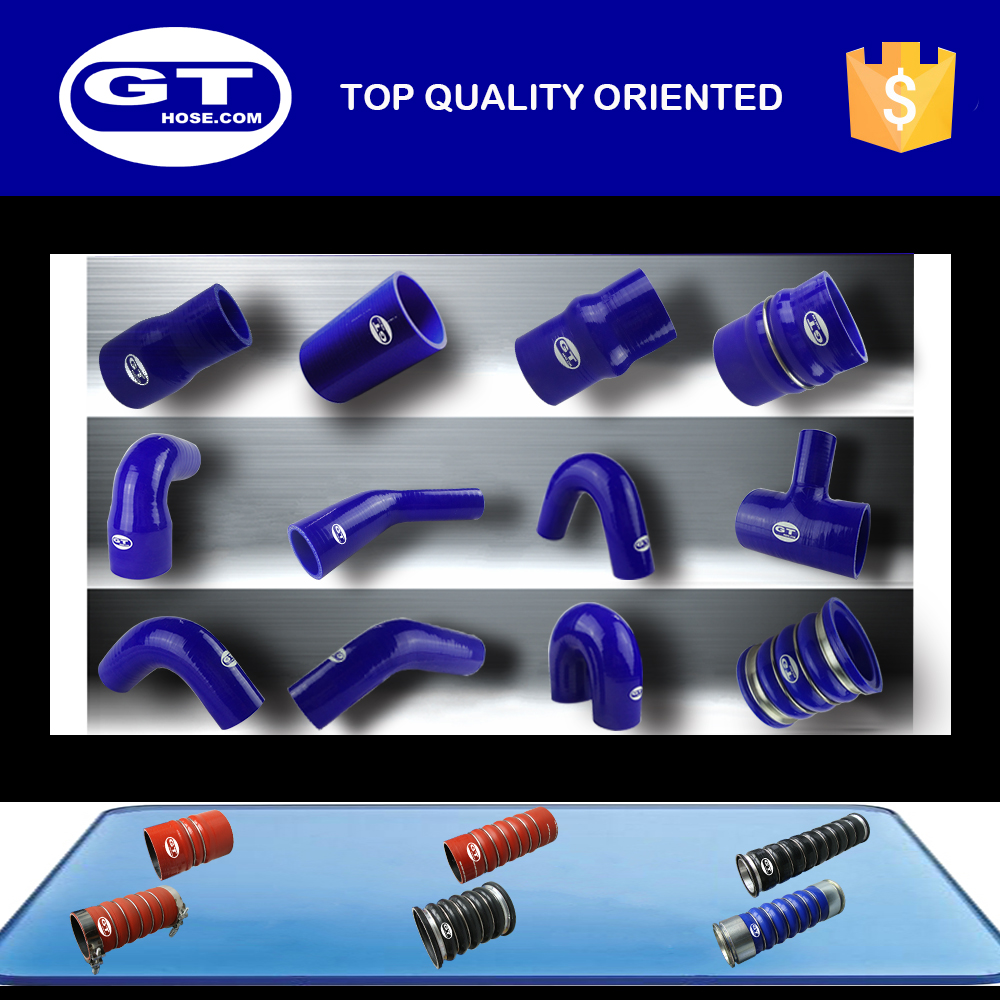 GT hose silicone hose turbo, all kinds of shapes and colors