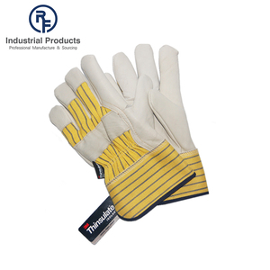 Goat skin protection glove with 3M insulated labor glove