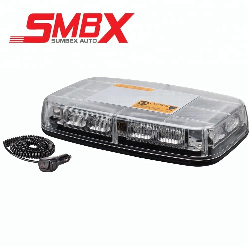 Mini Led Light Bar >> Kuat Amber Mini Led Light Bar Dc 12 V Untuk Keamanan Mobil