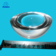 Fused Silica BK7 JGS1 ZnSe sapphire ruby optical glass half ball lens