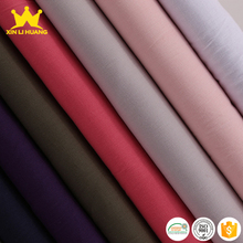 Wholesale Soft Handfeeling Custom Color Indian Popular Pure Cotton Voile Fabric