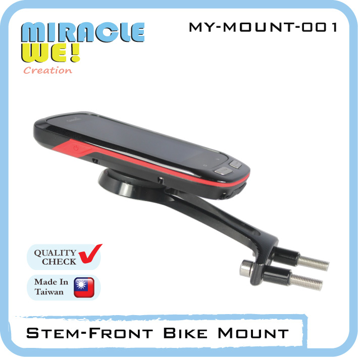 Best Components Mounting Product for Streamlined Design Garmin Edge 510
